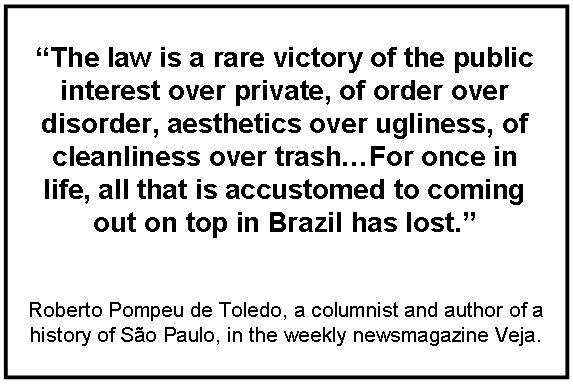 Brazil quote