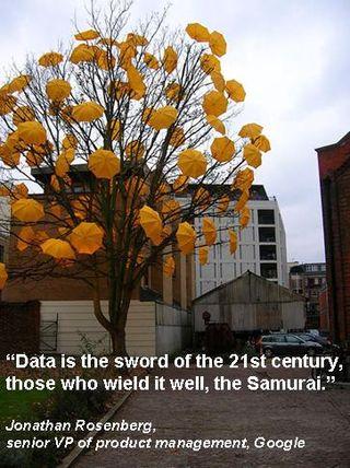 Data samurai