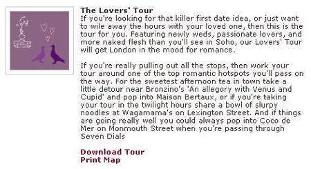 Loverstour
